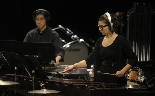 NYU Percussion Ensemble