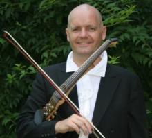 Rudolf Haken, violist