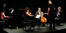 Christopher Bailey conducts Kolot Ensemble