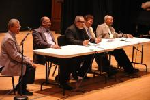 African American Art Song Conference, UC Irvine, 2012