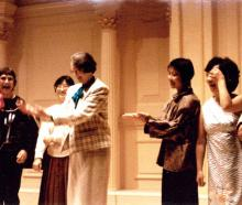 with composers including Ursula Mamlok and Chen Yi