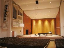 Kulas Hall Cleveland Institute of Music