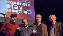 Dan Cooper, Gene Pritsker, Joseph Pehrson, Patrick Hardish
