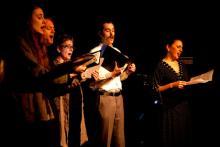 Ekmeles vocal ensemble