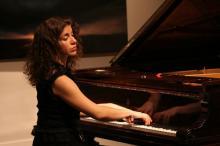Inna Faliks, pianist