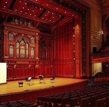 at New England Conservatory