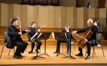 The Kreutzer Quartet
