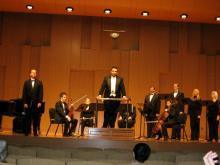 UNT Musicians with Arturo Ortega, conductor