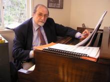 Elliott Schwartz, 2008