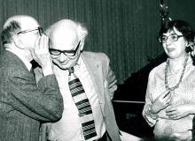 Sessions, Babbitt, Mamlok, 1982