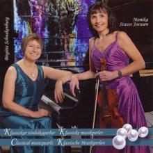 Birgitte Schnakenburg and Monika Stauss Joensen