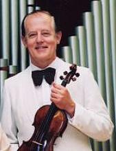 Violinist, Walter Verdehr