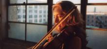 Stephanie Griffin, viola